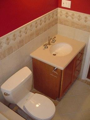 richmond height bathroom remodel