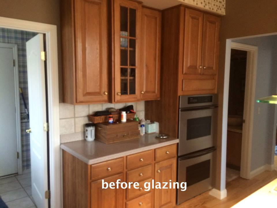 Stl Cabinet Refinishing And Painting Carter Custom Painting