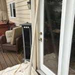 door frame repair