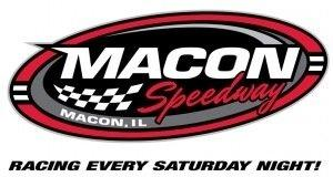 Ewing Outlasts for 40 Lap Feature Finish at Macon Speedway