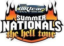 Shannon Babb wins third straight UMP DIRTcar Summer Nationals event at Rt. 66 Speedway!
