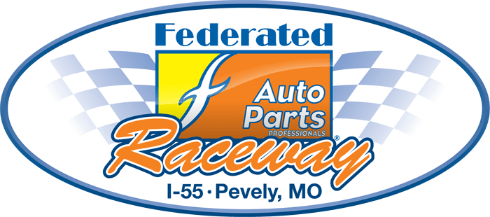 Wet weather cancels racing action this Saturday, April 20th at Federated Auto Parts Raceway at I-55!