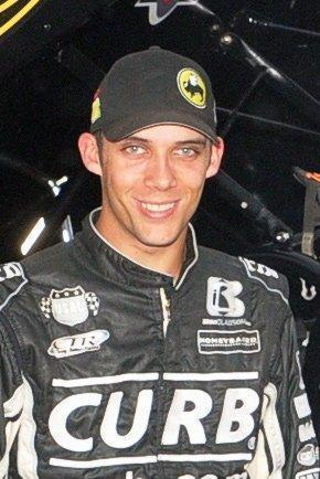 Bryan Clauson - Rob Kocak photo