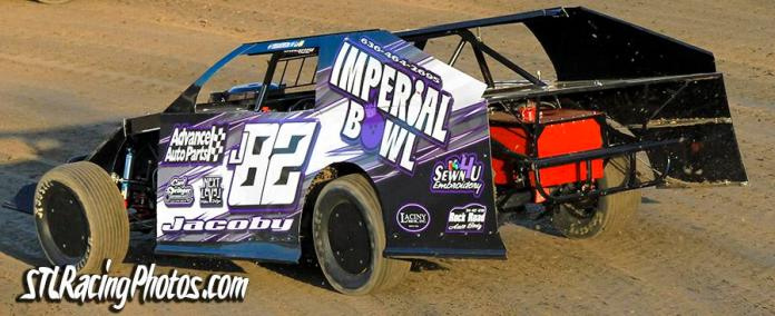 Treb Jacoby at Federated Auto Parts Raceway at I-55 on March 26th, 2016.