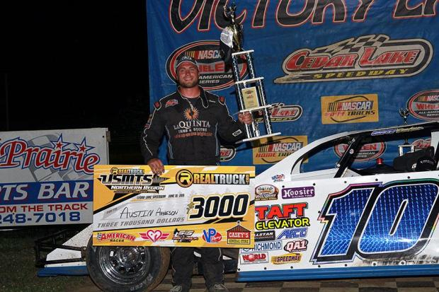 Austin Arneson - Jim Denhamer photo