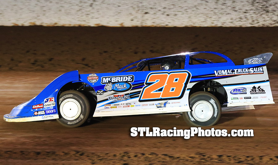 Dennis Erb, Jr. Finishes Off Lucas Oil Season this Weekend in Rhino Ag DTWC