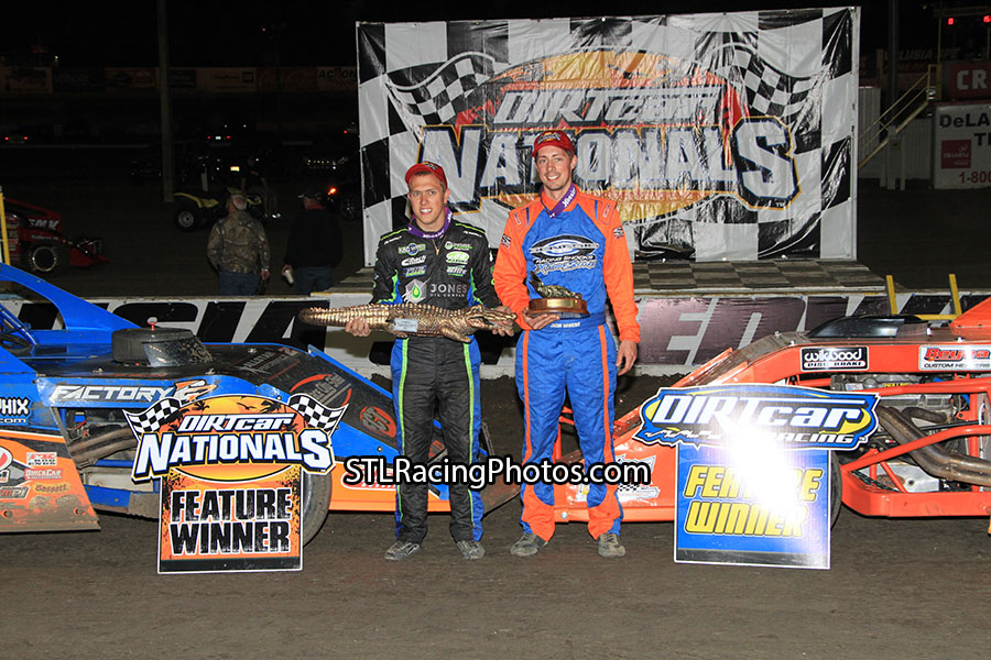 Hoffman Completes Big Gator Triumph; Hawkins, Taylor and Stalder Earn Victories