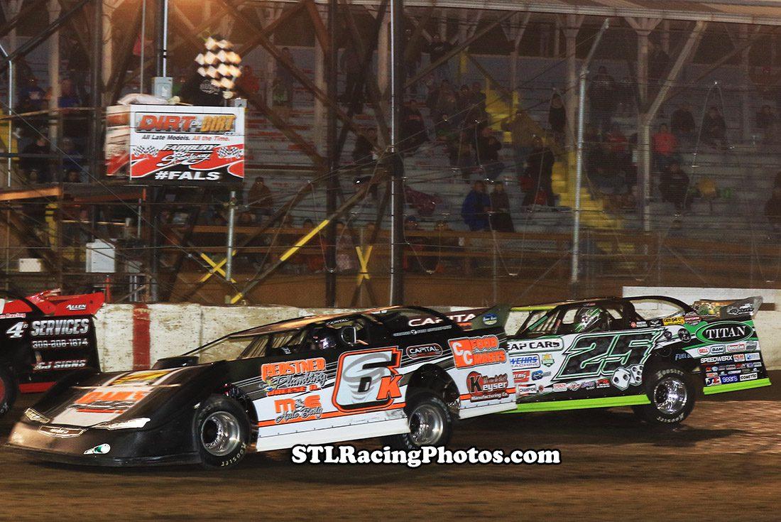 Fairbury American Legion Speedway Results - 4/22/17