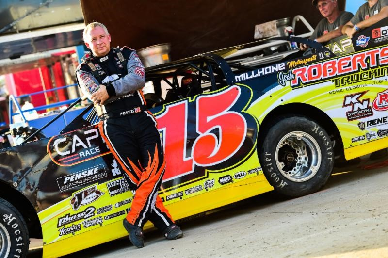 Steve Francis Tops Silver Dollar Nationals Preliminaries