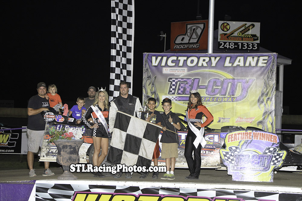 Tim Manville, Kenny Wallace, Trey Harris, Terry Bolin & Jeremy Reed take wins at Tri-City Speedway!