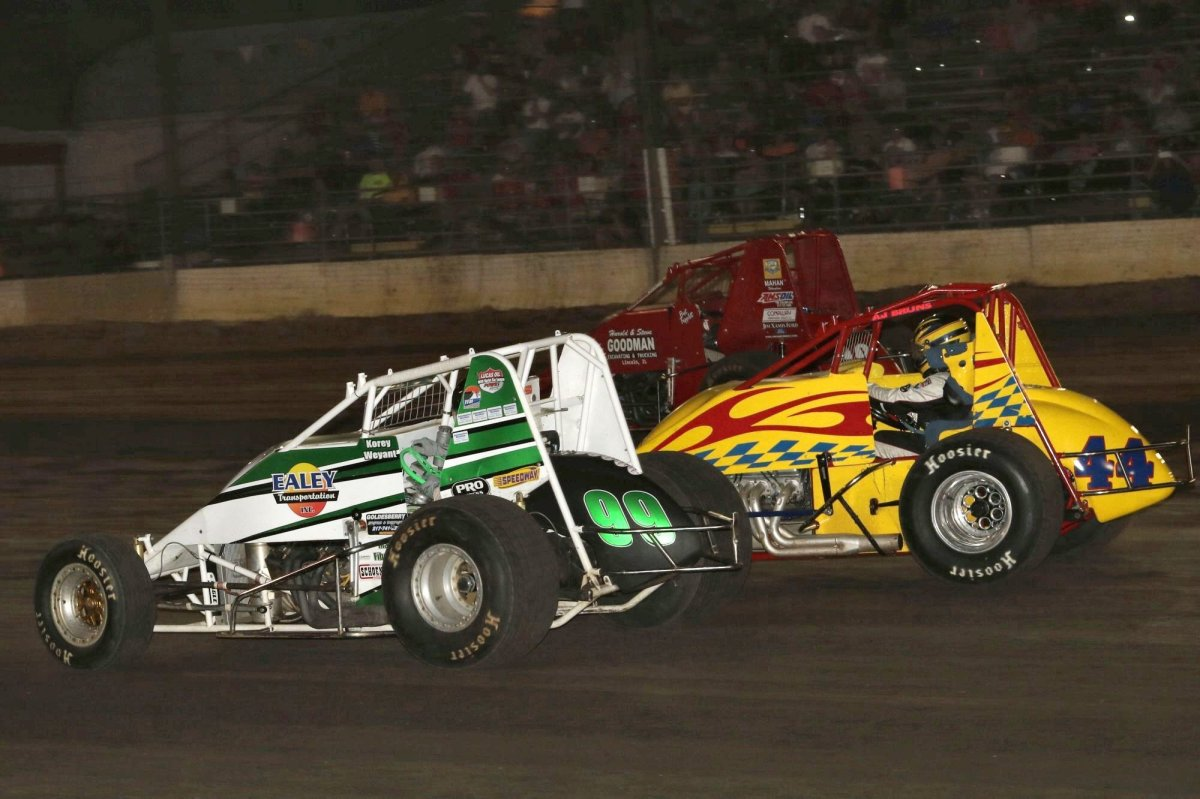 Lincoln IL Speedway To Kickstart State Fair Racing Weekend