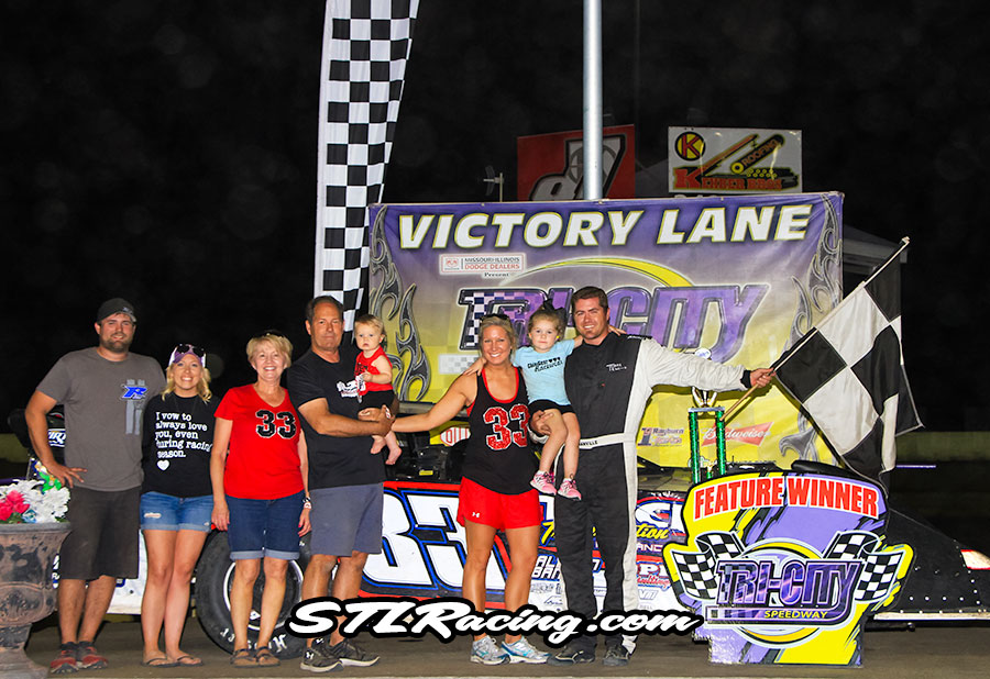 Tri-City Speedway Results - 9/22/17