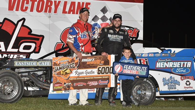 Grim 'Reaper' gets redemption in Friday Featherlite Fall Jamboree feature