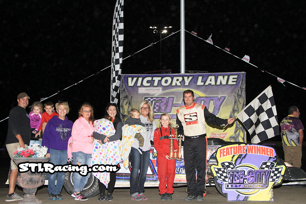 Tri-City Speedway Results - 10/20/17