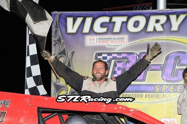 Chuck Goodman Claims Busch Light B Mod Bash Win At Tri