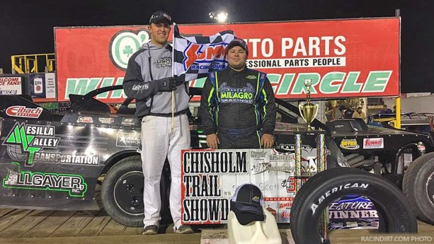 Scott goes out on top in Park City Chisholm Trail Showdown
