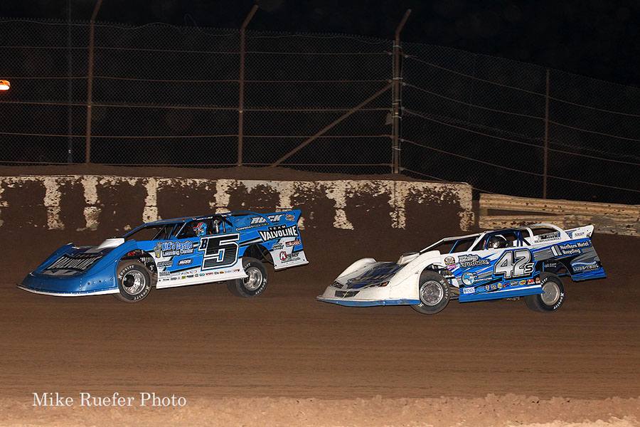 Mike Ruefer photos from the Wild West Shootout finale - 1/14/18