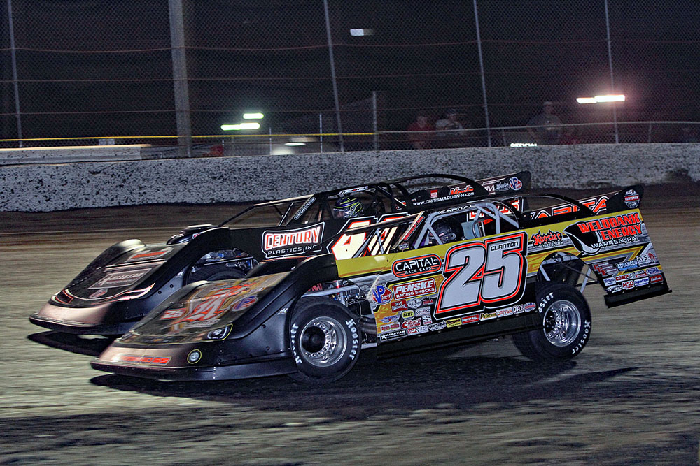 Jim Denhamer's photos of the DIRTcar Nationals at Volusia Speedway Park - 2/12/18