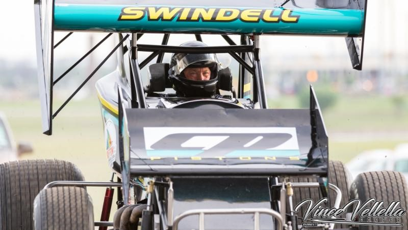 Sammy Swindell Set for Season Debut With World of Outlaws This Weekend