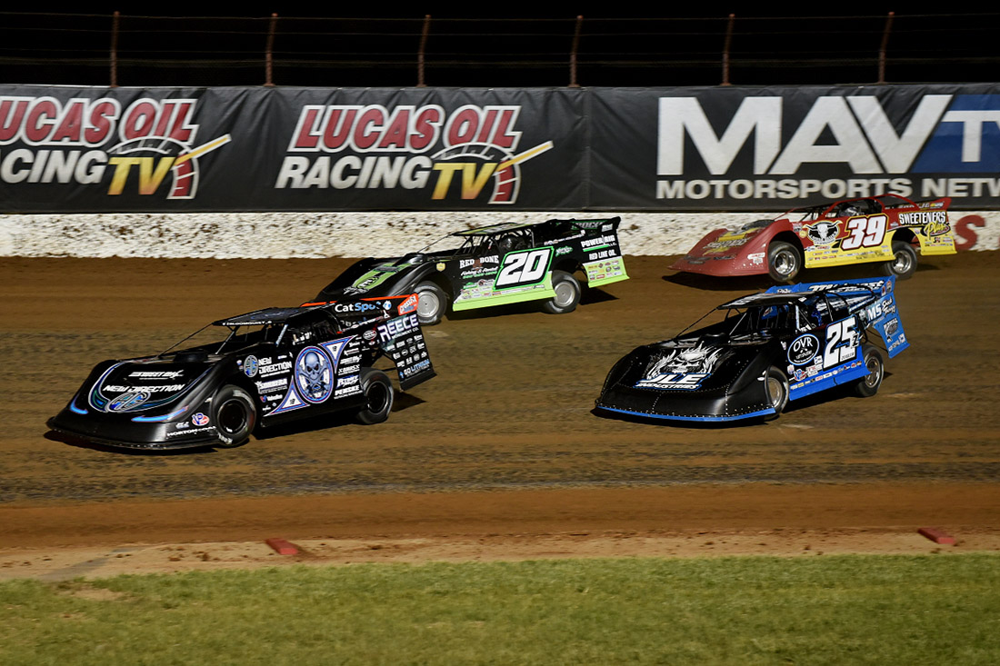 Lloyd Collins' photos from Lucas Oil Speedway's Cowboy Classic - 5/24/18