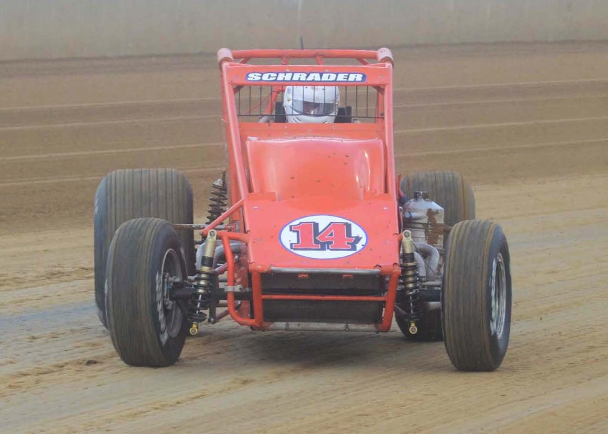 Retired NASCAR Star Enters Hoosier Hundred At Indiana State Fairgrounds