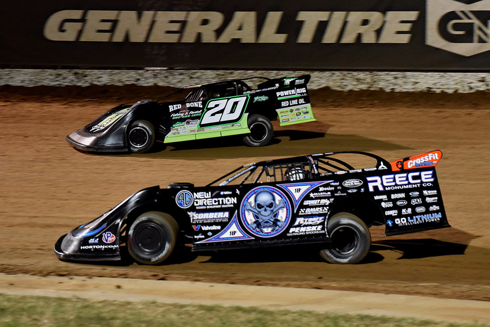 Lloyd Collins' photos from Lucas Oil Speedway's Diamond Nationals - 7/14/18