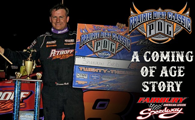 Fairbury will double in size as dirt Late Model lovers from around the globe flock to Prairie Dirt Classic July 27-28