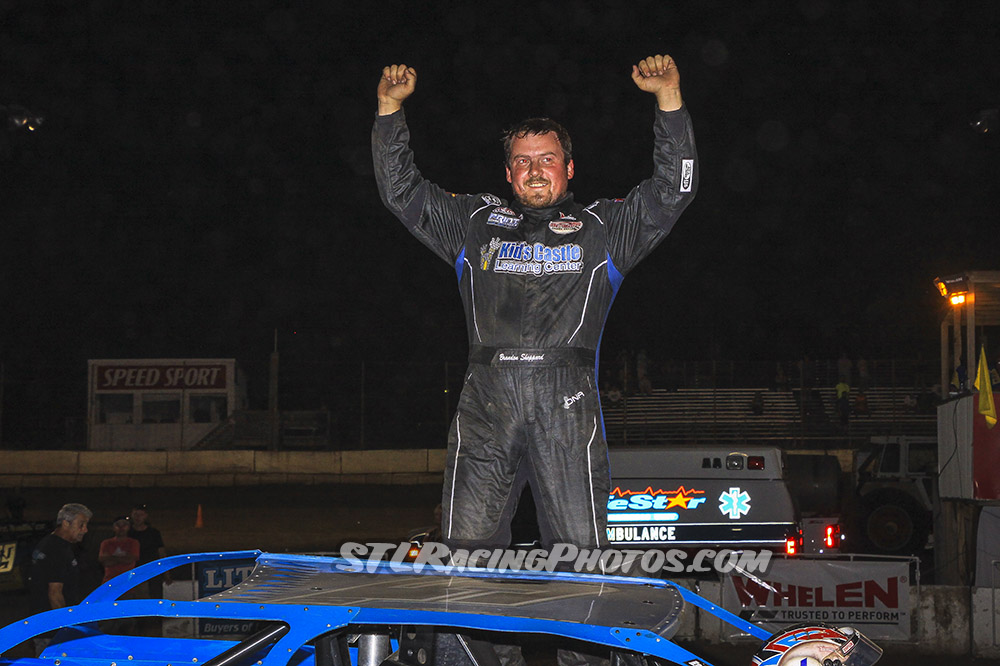 Brandon Sheppard wins at Jacksonville!