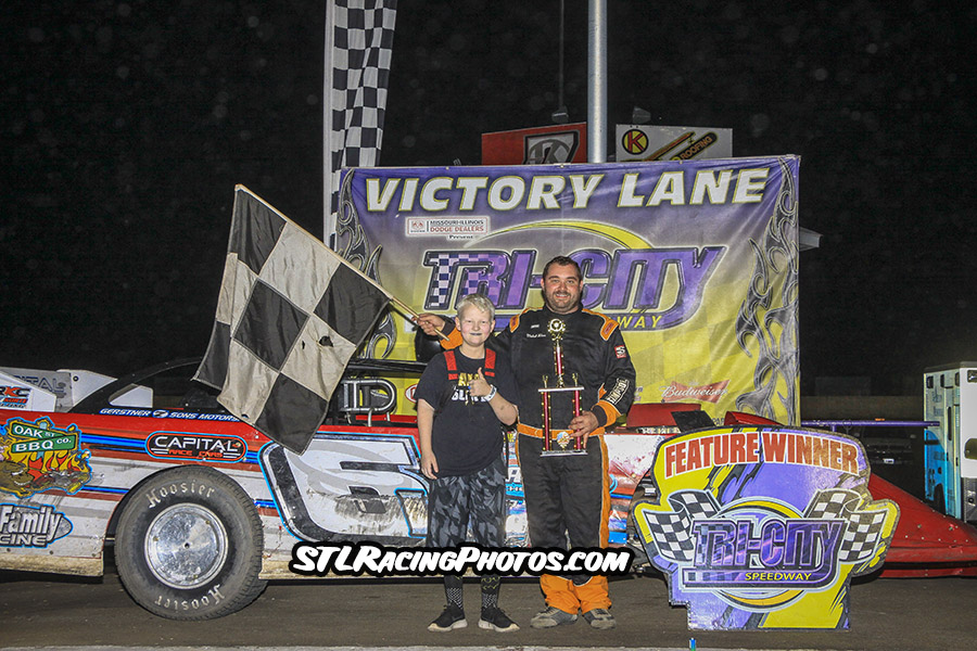 Michael Kloos, Tommie Seets, Jr., Chuck Mitchell, Rick Conoyer, Chris Soutiea & Jake Cheatham take wins at Tri-City Speedway!