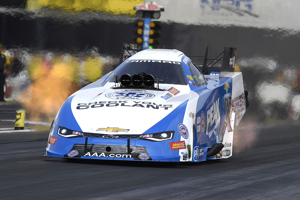 16-time NHRA Funny Car world champion John Force aiming for his 150th career win at this weekend's AAA Insurance NHRA Midwest Nationals at Gateway Motorsports Park