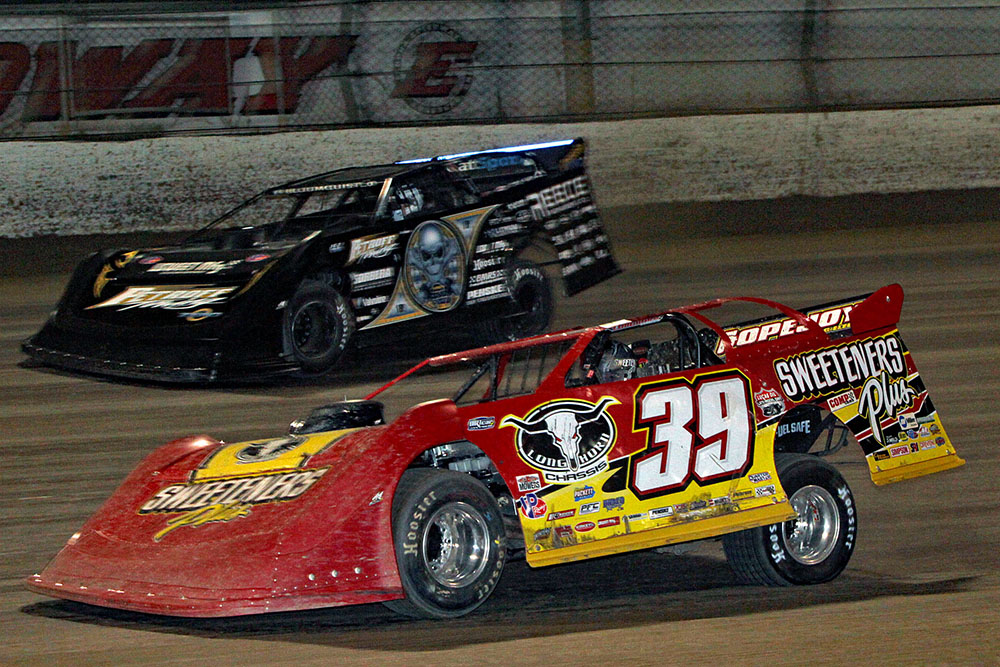 Jim Denhamer's photos from Eldora Speedway's World 100 - 10/13/18