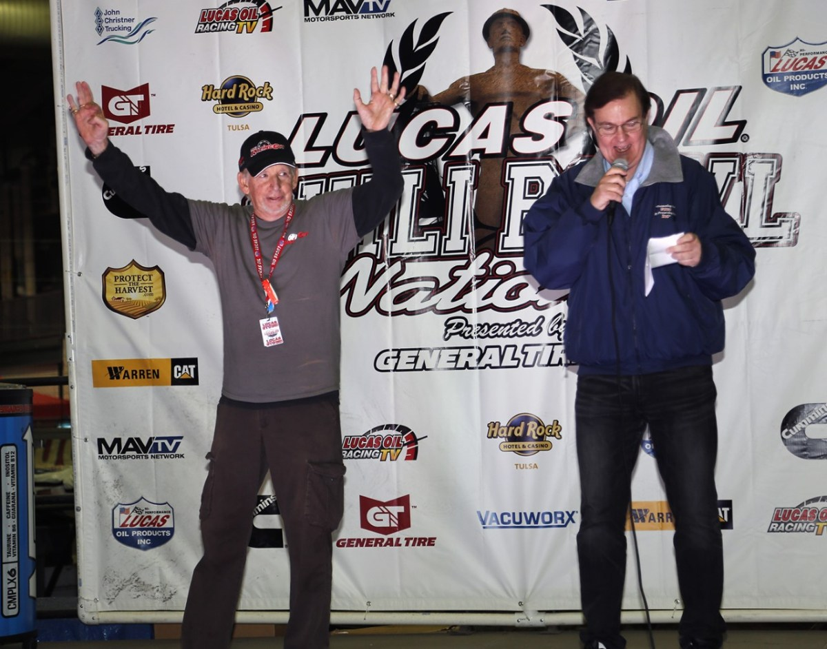 "Eight Inductees Announced as ""Class of 2019"" for National Sprint Car Hall of Fame!"