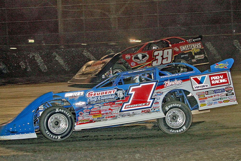 Jim DenHamer's photos from Volusia Speedway Park's DIRTcar Nationals - 2/15/19