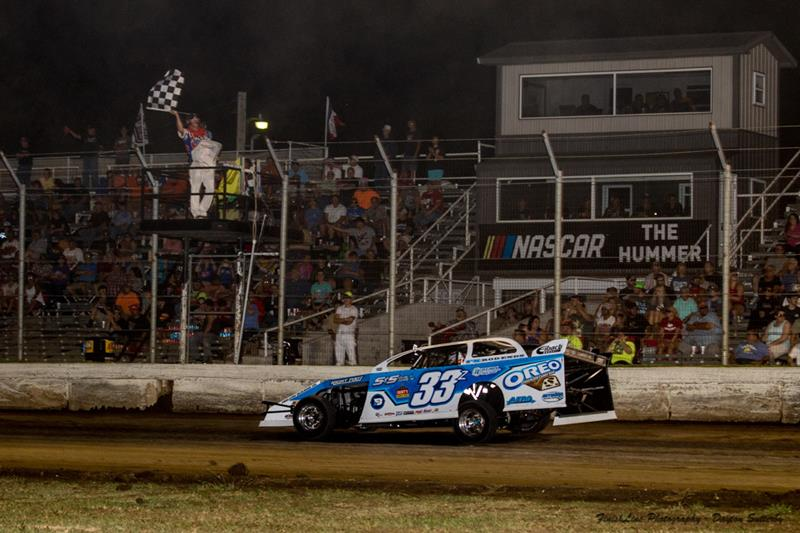 Results from Thursday action at King of America from Humboldt Speedway