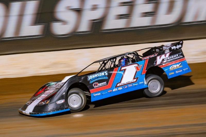 After some doubts, home-state driver Vaught still on track to make a Show-Me 100 run