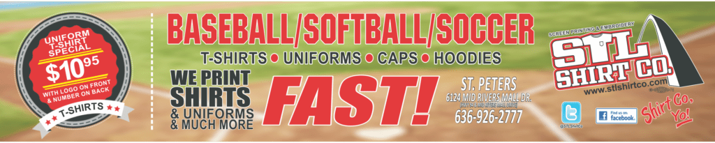 BASEBALL/SOFTBALL UNIFORM SPECIAL