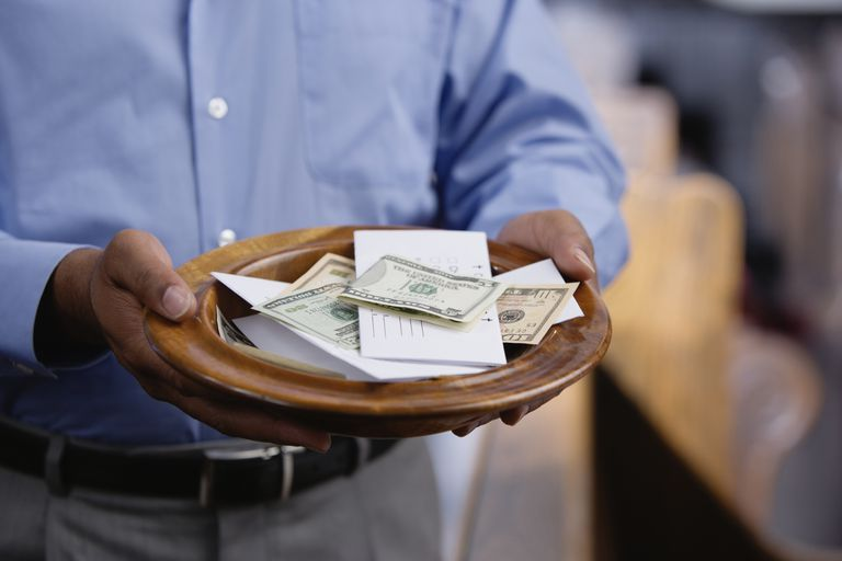 FORMS OF GIVING IN THE CHURCH
