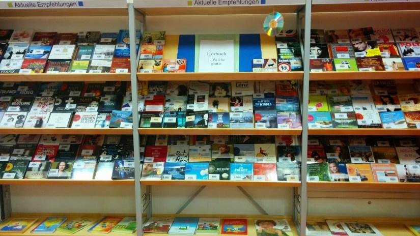 Hörbücher – 1. Woche gratis!