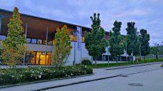 Die Bibliothek 2017 - Außenansicht