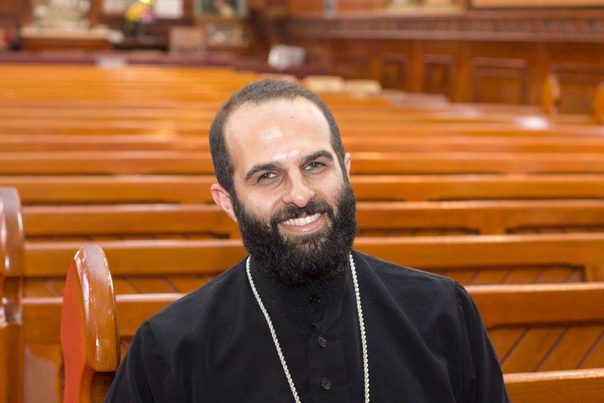 Fr Mark Basily