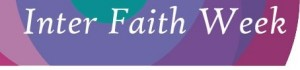 Inter Faith Week logo