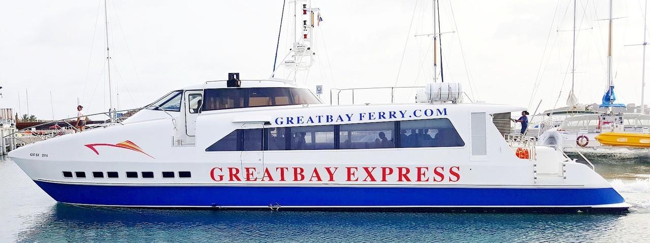 great bay express high