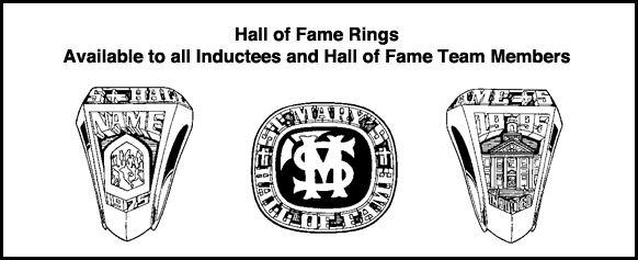 St. Mary High School Athletic Hall of Fame > Home