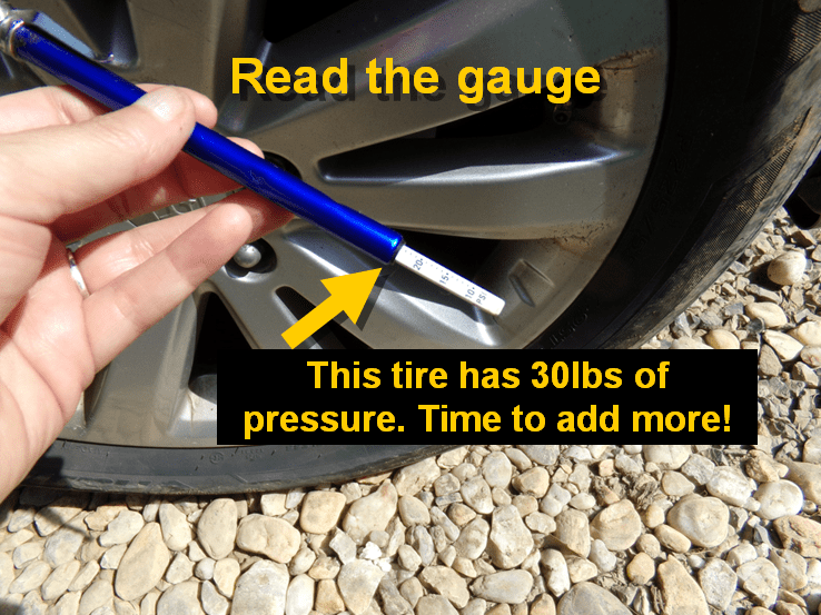 Car Tire Pressure Monitor System, How To Check Your Tire Pressure, Car Tire Pressure Monitor System