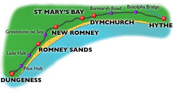 RH&DR map
