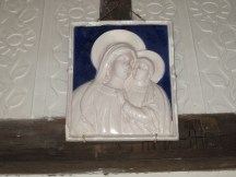 Image of porch wall hanging