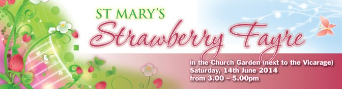 Banner image for event, Strawberry Fair