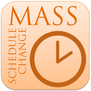 AVIEMORE (PH22 1PT)  &  GRANTOWN-ON-SPEY (PH26 3QH)     –   Changing the time of Holy Mass from 1 October 2018