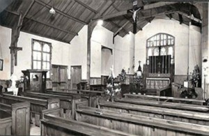 St Leonards Church Interior
