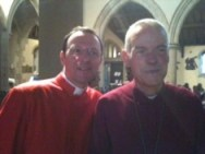 Bishop Peter & Fr Edward